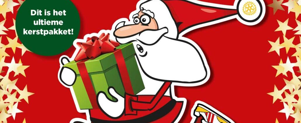 Kerstpakket met een goed doel