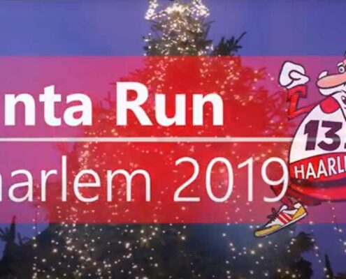 Santa Run Haarlem 2019