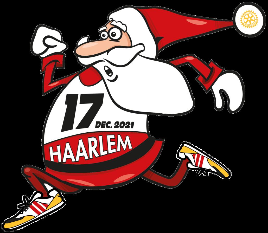 SantaRun Haarlem Logo